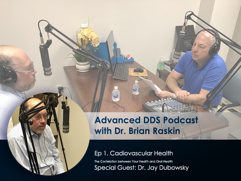 ADDS Podcast Ep 1 - Dr. Brian Raskin and Dr. Jay Dubowsky